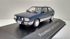 Miniatura Volkswaem Gol GTI-Escala 1/43- Ed. 51
