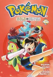 POKÉMON GOLD & SILVER VOL. 4