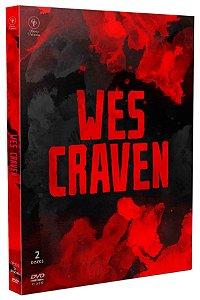 WES CRAVEN (DIGIPAK COM 2 DVD'S)