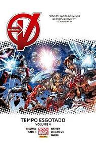 Os Vingadores-Tempo Esgotado Volume 4
