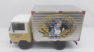 Caminhão Agrale TX 1100-escala 1/43-Edição 69