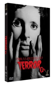 OBRAS-PRIMAS DO TERROR -  Volume 9- Edição Limitada c/6 Cards (Digistack com 03 DVDs)