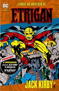 LENDAS DO UNIVERSO DC: ETRIGAN VOL.01