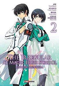 The Irregular at Magic High School - Arco da Matrícula Vol. 02