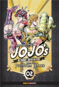 Jojo's Bizarre Adventure – Parte 1 – Phantom Blood Vol. 2