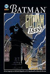 BATMAN: GOTHAM 1889