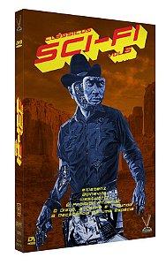 CLÁSSICOS SCI-FI - Volume 5 - Edição Limitada com 6 Cards (Digistack com 3 DVDs)