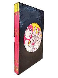 BOX-XAMPU-3 VOLUMES