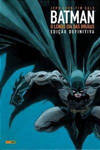 Batman: O Longo Dia Das Bruxas - Edição Definitiva