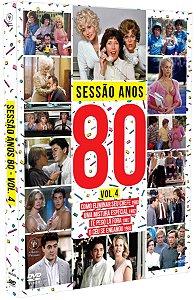 Sessão Anos 80 Vol. 4 (Digipak com 2 DVD's)