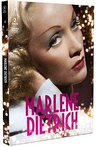 Marlene Dietrich (Digipak com 2 DVD's)