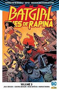 Batgirl-Aves de Rapina-Volume 3