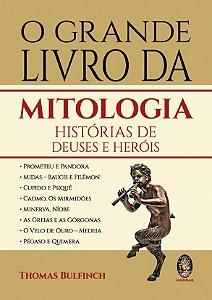 O GRANDE LIVRO DA  MITOLOGIA