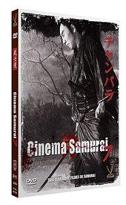 CINEMA SAMURAI 7 - Edição Limitada (Digistack com 03 DVDs)