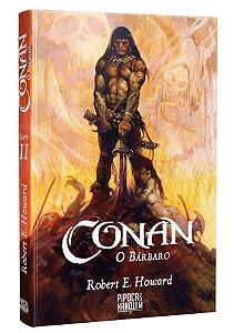 Conan O Bárbaro Livro II