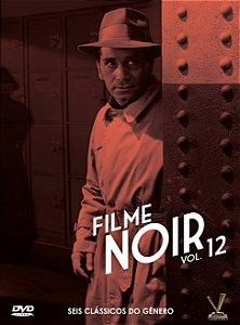 FILME NOIR - Volume 12 - Edição Limitada com 6 Cards (Digistack com 03 DVDs)