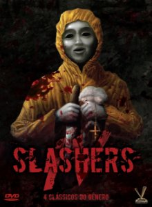 SLASHERS - Volume 4 -Edição Limitada com 4 Cards (Digistack com 02 DVDs)
