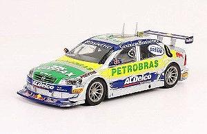 Chevrolet Astra -Cacá Bueno 2005-Stock Car- Escala 1/43-Edição 28