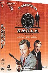 O AGENTE DA UNCLE - Primeira Temporada - Vol. 2