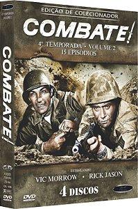 Combate - Quarta Temporada - Volume 2