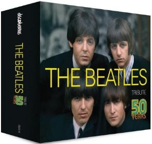 Box de Cd The Beatles Tribute 50 Years