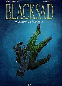 Blacksad- O Inferno, o Silêncio