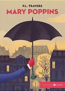 Mary Poppins-Clássicos Zahar