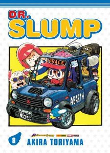 DR. SLUMP VOL. 9