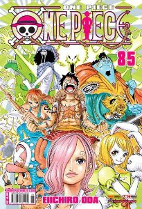 ONE PIECE ED. 85.