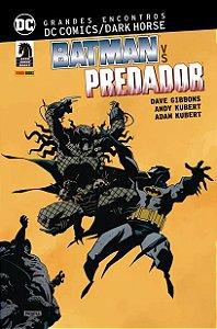GRANDES ENCONTROS: DC COMICS DARK HORSE - BATMAN VS. PREDADOR