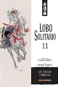 LOBO SOLITÁRIO VOL. 11