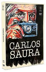 PRÉ-VENDA CARLOS SAURA (DIGISTAK COM 3 DVD's)