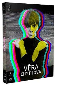 PRÉ-VENDA VERA CHYTILOVÁ (DIGIPAK COM 2 DVD's)