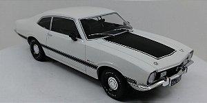 Ford Maverick GT 1974 Branco 1/24