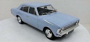 Chevrolet Opala 2500 Sedan 1969 Azul 1/24