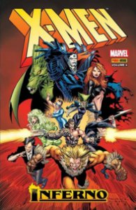 X-MEN: INFERNO VOL. 04