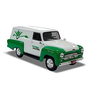 Chevrolet Corisco - Furgão Floricultura