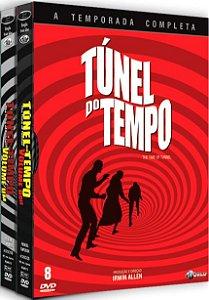 Túnel do Tempo-Temporada Completa
