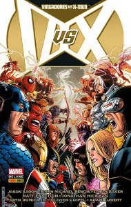 VINGADORES VS. X-MEN