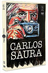 CARLOS SAURA (DIGISTAK COM 3 DVD's)