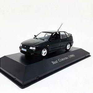 Miniatura Seat Cordoba 1996-Edição 134-Escala 1/43