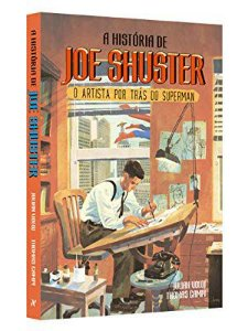 A História de Joe Shuster-O Artista por Trás do Superman