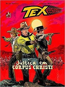 Tex Graphic Novel-Justiça em Corpus Christi