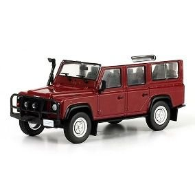 Miniatura Land Rover Defender 110-Escala 1/43-Edição 135