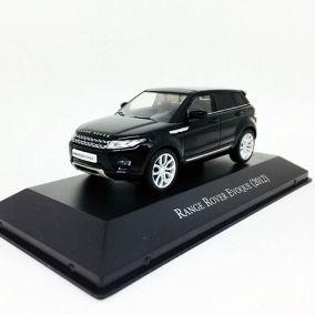 Range Rover Evoque 2012-edição 133-Escala 1/43