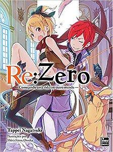 Re:Zero - Começando uma Vida em Outro Mundo Vol. 8