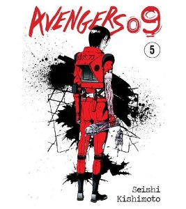 AVENGERS 09 VOL. 5