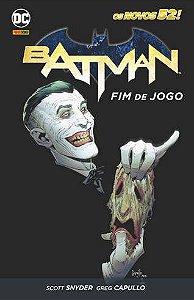 BATMAN: FIM DE JOGO