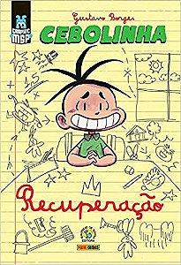Cebolinha-Recuperação-Capa Brochura