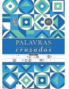 PALAVRAS CRUZADAS VOL. 11-ESPIRAL